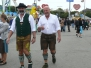 Oktoberfest Mnichov 2012