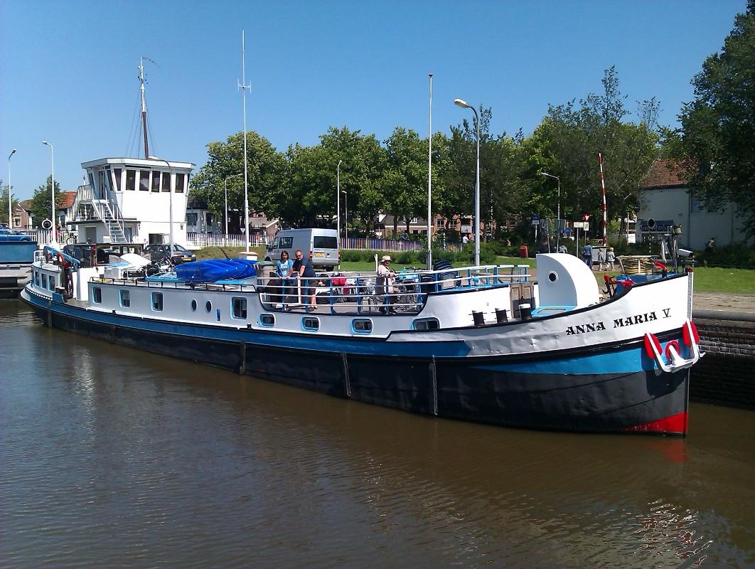 Holandsko na kole a lodí