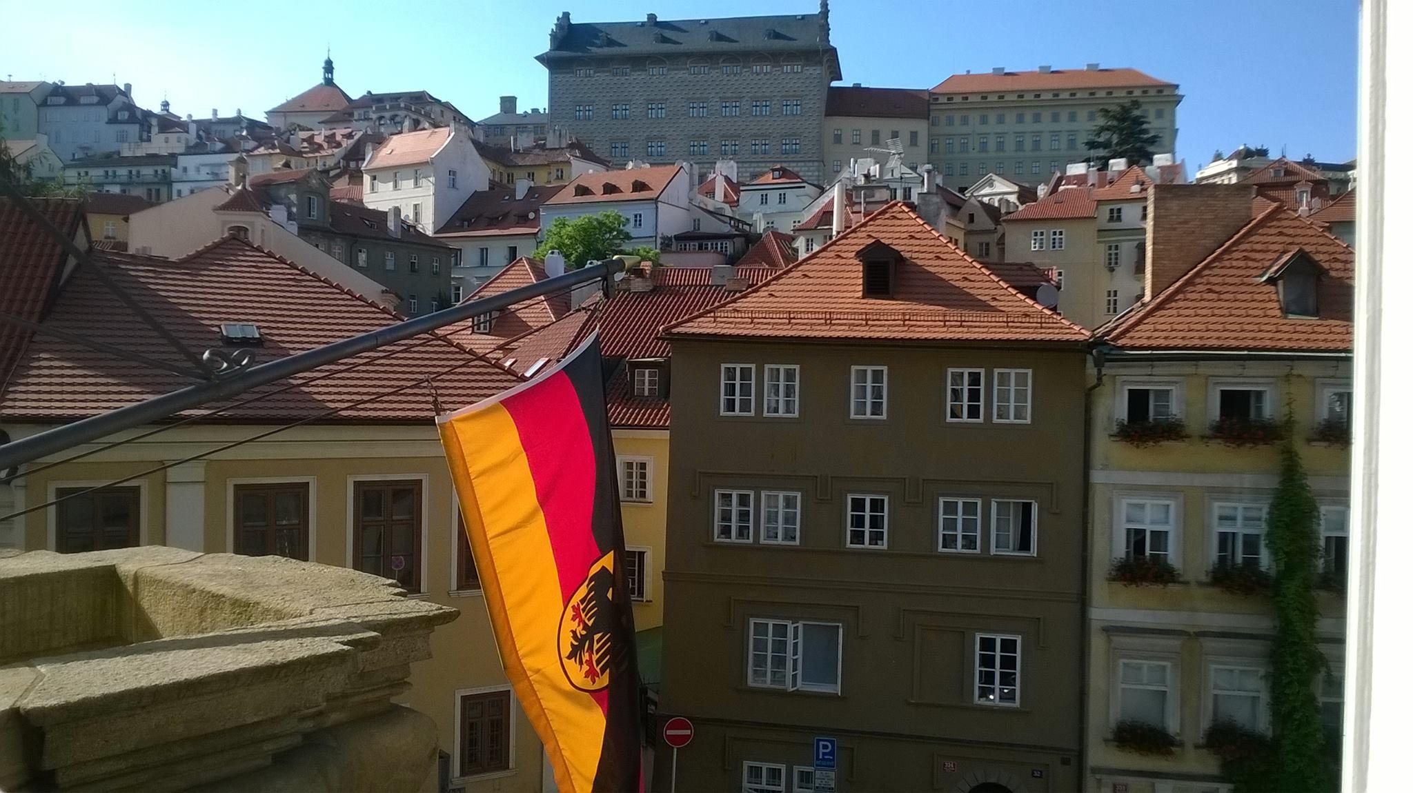David Deutsche _Botschaft in Prag